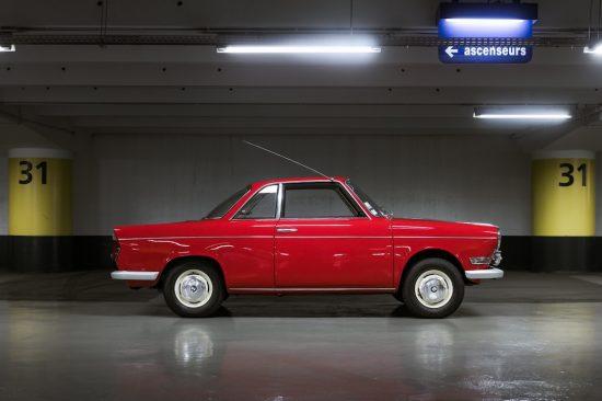 BMW 700 1964