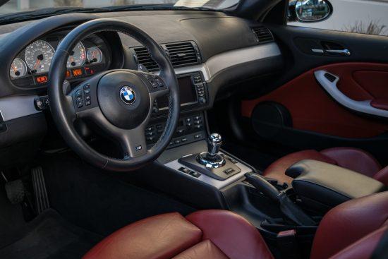 BMW M3 CSL 2004
