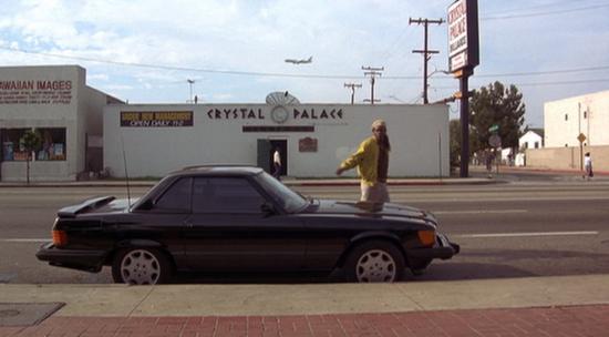 Кадр из фильма «Джеки Браун»