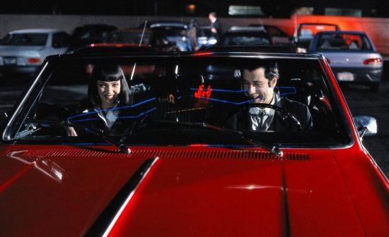 Автомобиль из фильма Тарантино «Криминальное чтиво»