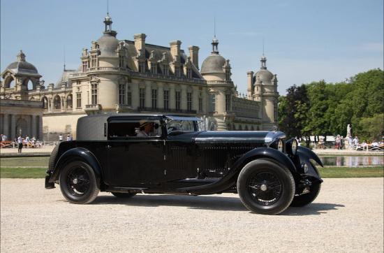 Bentley Freestone & Webb Foursome Coupe