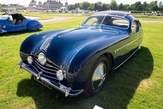 Talbot Lago T26 GS Figoni & Falaschi Coupe
