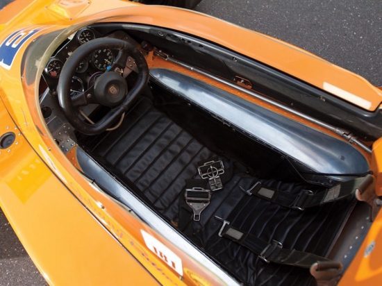 McLaren M16C