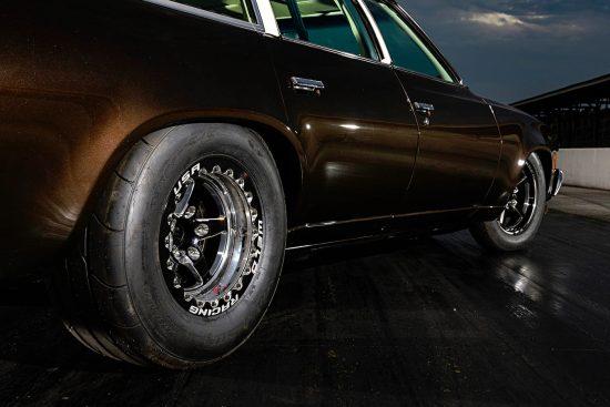 Chevelle 1974: кузов