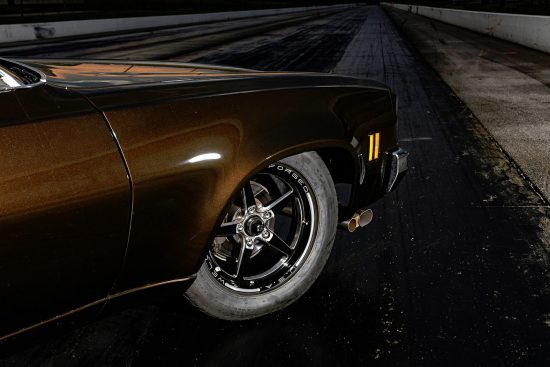 Переднее крыло Chevelle 1974