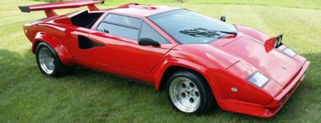 Lamborghini Countach 1984 года