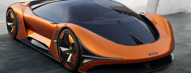 McLaren M6GT EZero