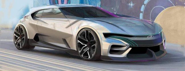 LADA X-Flow будущего