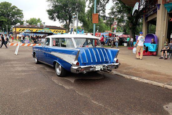 Ретро авто на Street Rod Minnesota