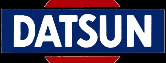 Datsun логотип