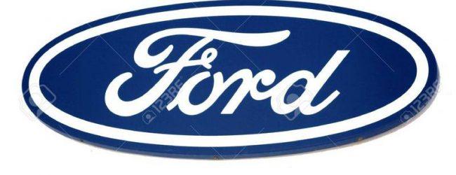 Ford лого