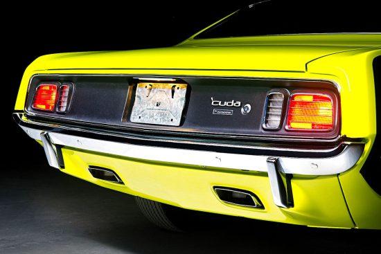 Plymouth Hemi Barracuda 1971