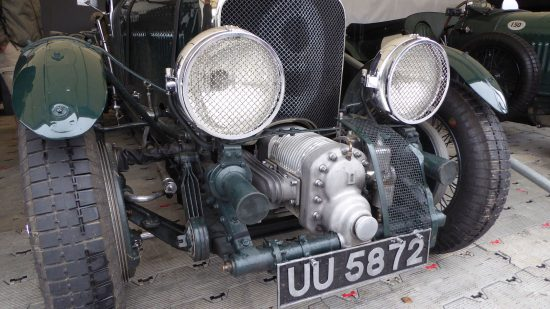 Bentley 4 ½-Litre Supercharged '29