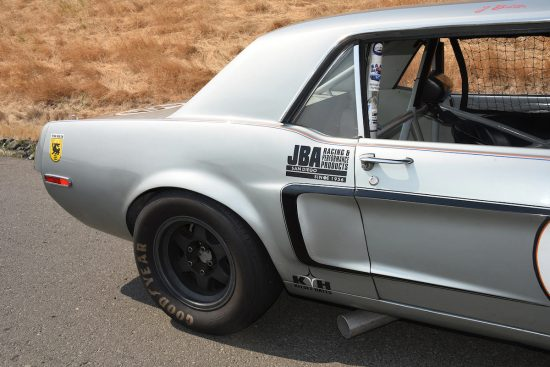 Ford Trans-Am Mustang 1968