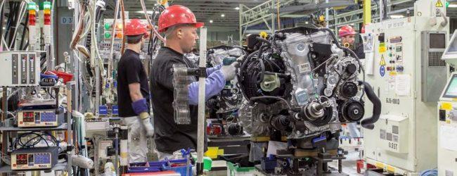 Toyota завод в петебурге