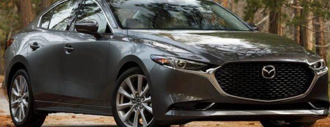 Mazda3 седан 2019