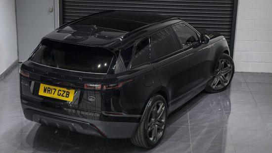 Range Rover Velar Kahn Design