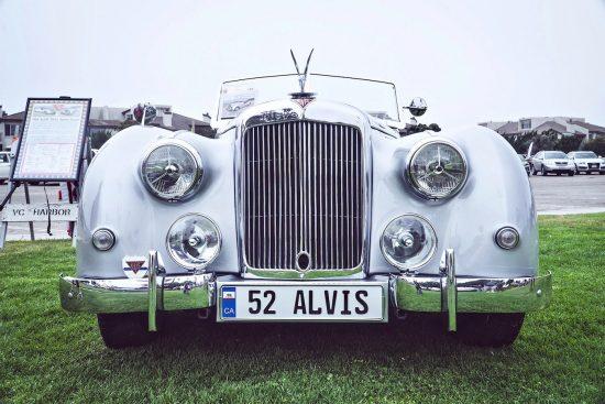 Alvis TB21 Sports Tourer Prototype 1952