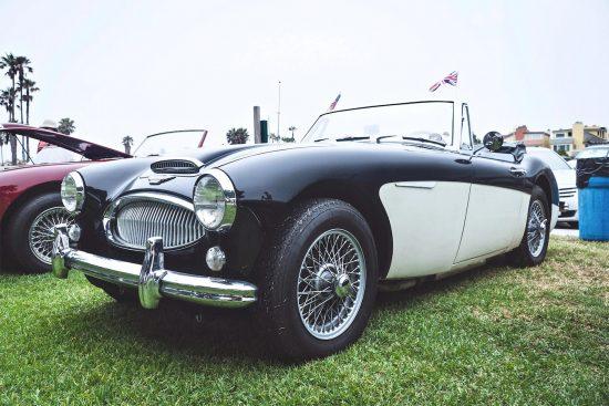 Central Coast British Car Club