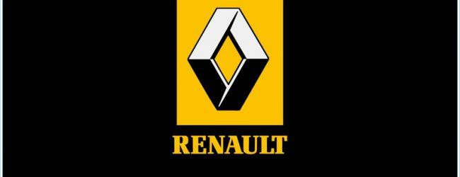 Renault лого