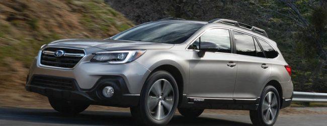 Subaru Legacy и Outback