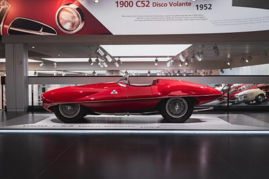 Disco Volante by Touring
