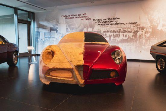 Alfa Romeo Museum 2019
