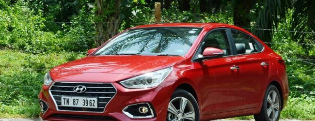 Hyundai Verna седан 2020