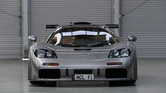McLaren F1 018