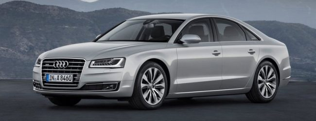 седан Audi A8 L