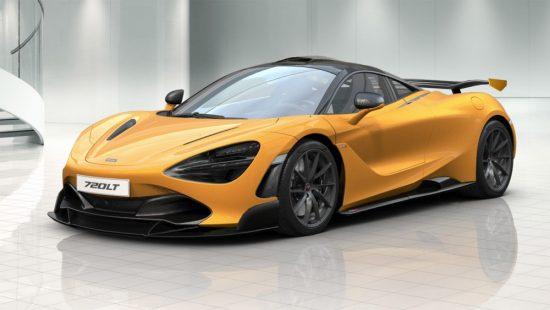 McLaren 720 LT
