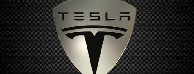 Tesla лого