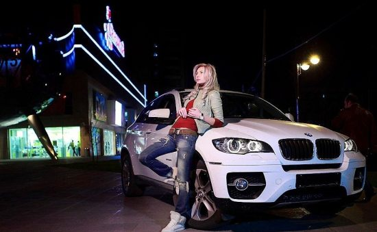 BMW серии X6