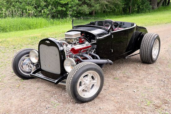 Ford Roadster 1927