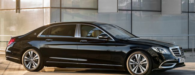 Mercedes-Benz Maybach S-Сlass