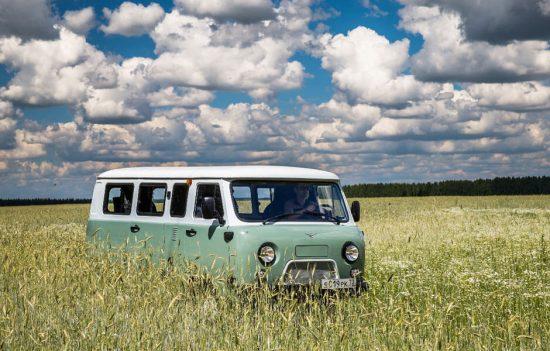 УАЗ «Буханка» юбилейная версия