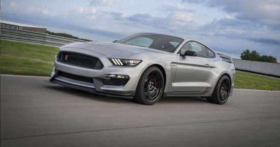 Mustang Shelby GT350R 2020