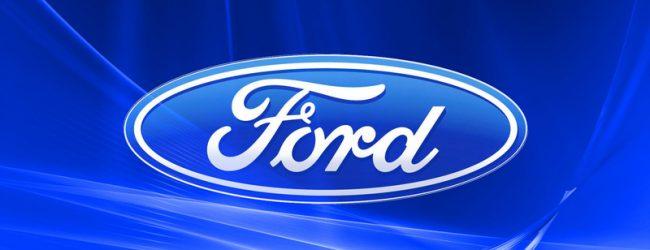 Логотип Форд
