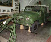 миноискатель УАЗ-469