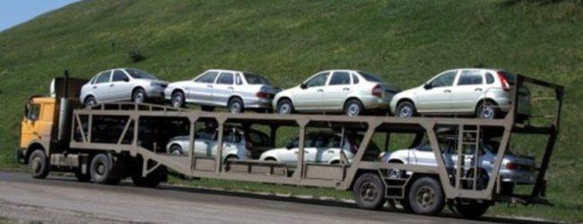 экспорт машин