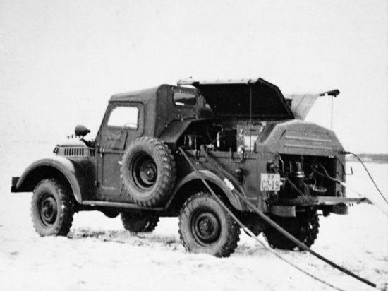 УАЗ-915Б