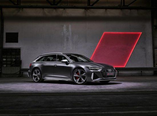 Новый Audi RS7 рендеры
