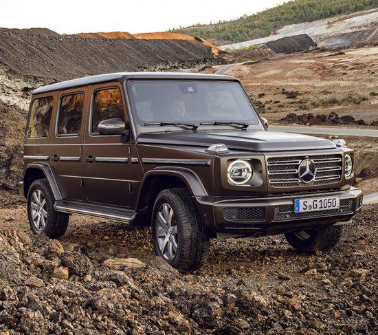 Mercedes-Benz Gelandewagen (G-Class)