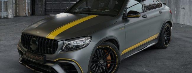 тюнинг Mercedes-AMG GLC 63 S Coupe