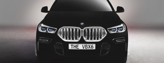 BMW Vantablack VBx2