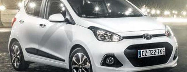 хэтчбек Hyundai i10