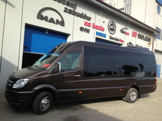 Mercedes-Benz Sprinter Tourist