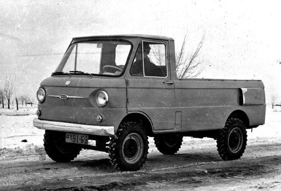ЗАЗ-970 «Точило»