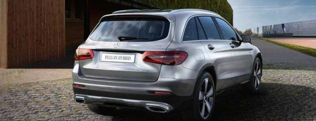 Гибриды Mercedes-Benz GLC и GLE
