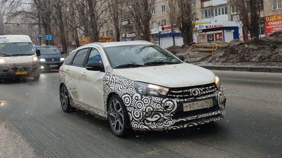 Универсал Lada Vesta SW Sport